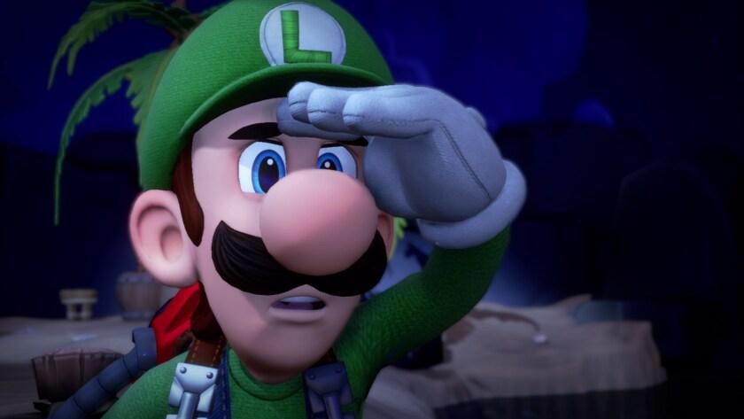 """""""Luigi's Mansion 3."""""""