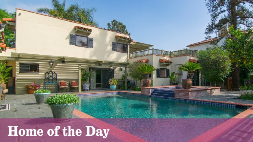 Home of the Day: Rumored Clark Gable, Carole Lombard rendezvous spot