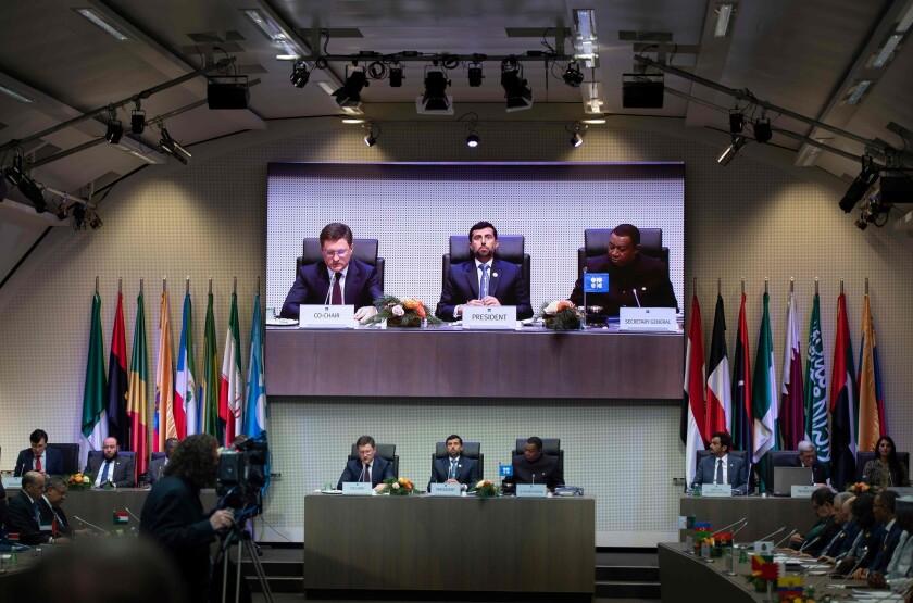 AUSTRIA-OPEC-OIL-ENERGY-RUSSIA