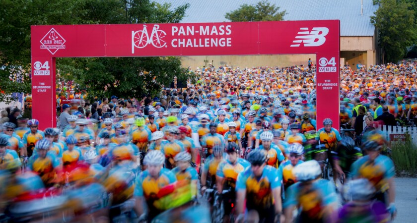 TextEditor More than 6,200 cyclists from more than 40 states and eight countries will return to Massachusetts to participate in the Pan-Mass Challenge.