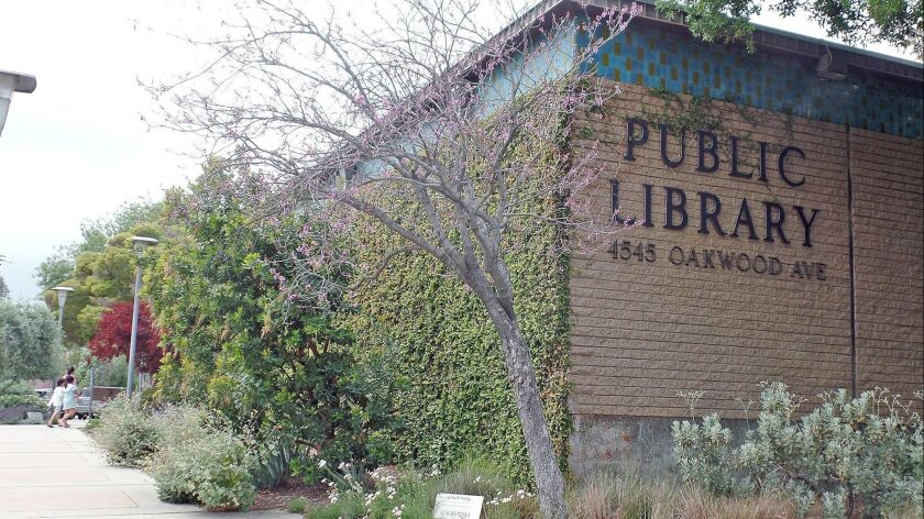 Friends of the La Canada Flintridge Library will hold their fall book sale Oct. 23 through 26.