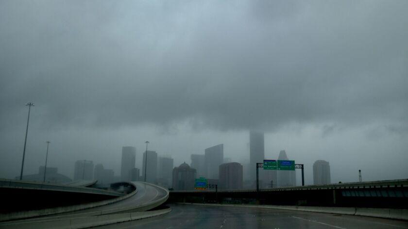Tropical Storm Harvey creates epic flooding throughout Houston and Southeast Texas.