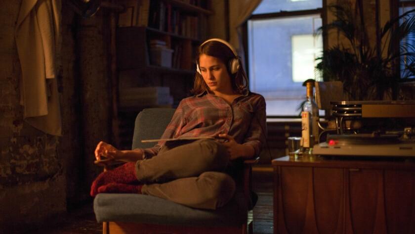 """Lola Kirke as Tracy in """"Mistress America."""""""