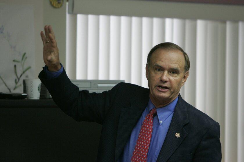 Rep. Brian Bilbray