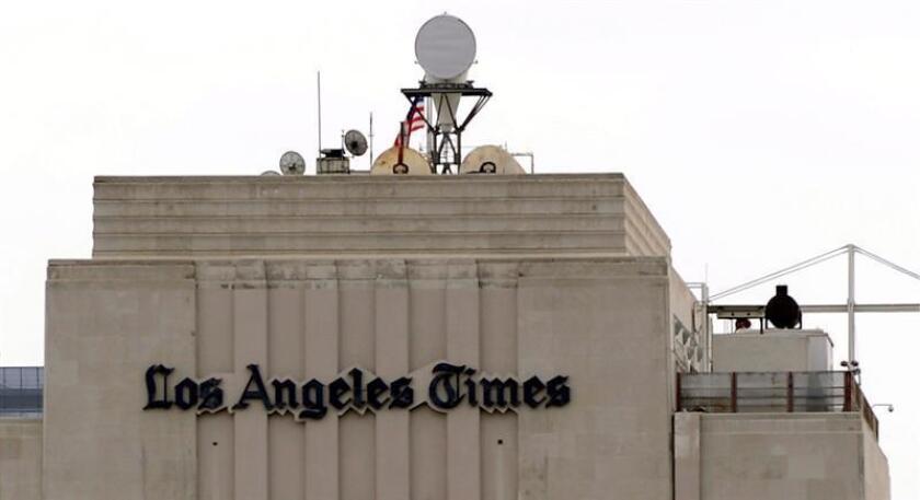 Fuentes de Los Angeles Times apuntaron que el problema cibernético fue detectado por primera vez el viernes, causando una serie de complicaciones en los sistemas de software que almacenan noticias, fotografías e información administrativa. EFE/Archivo