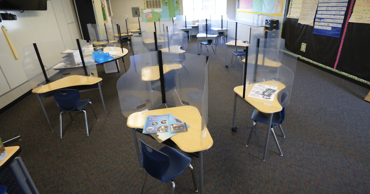 An appeals court ruling: California's school closure rules violated private school families' rights