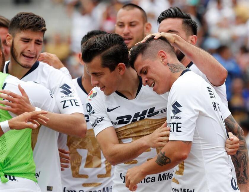 El sublíder Pumas UNAM visitará al Morelia con el liderato en la mente