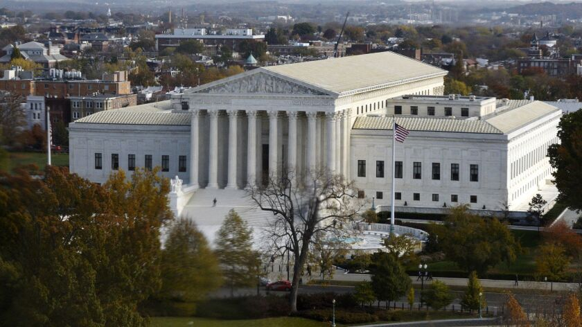 A sharply divided Supreme Court on Friday turned down a Trump administration appeal that sought to immediately bar asylum claims from immigrants who cross the border illegally.