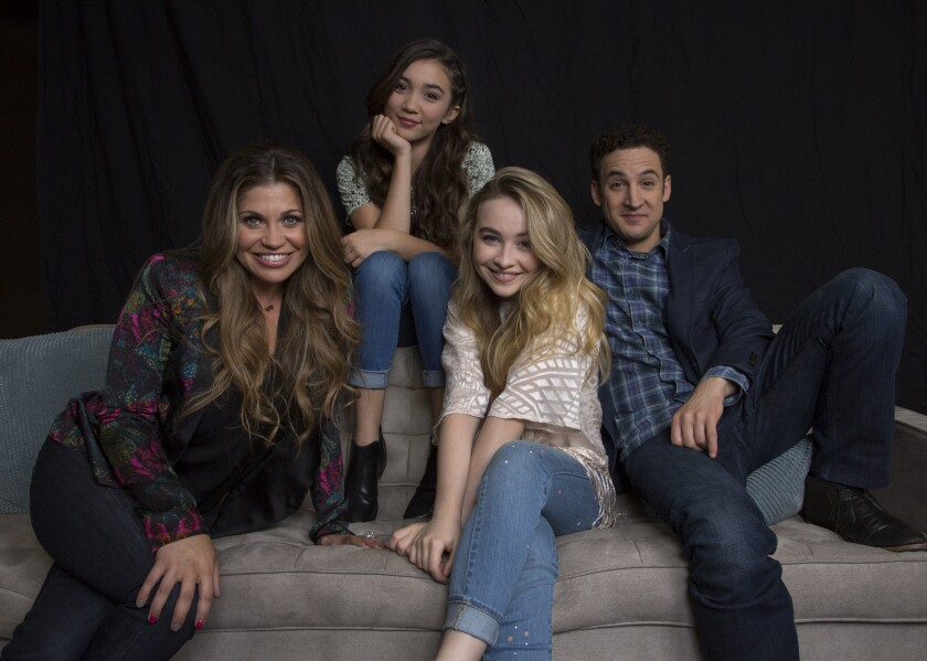 """""""Girl Meets World,"""" the Disney Channel sequel to the long-running ABC sitcom """"Boy Meets World,"""" scored over 5 million viewers in its premiere."""