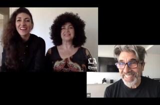 Amanda Miguel, Diego Verdaguer y Ana Victoria hablan de su primer tema juntos