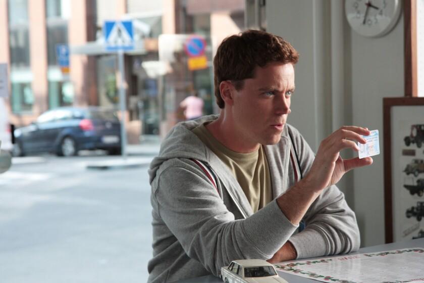 "Greg Poehler stars in ""Welcome to Sweden."""