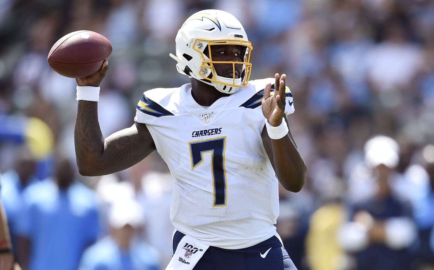 Cardale Jones must pass more tests to make Chargers' roster