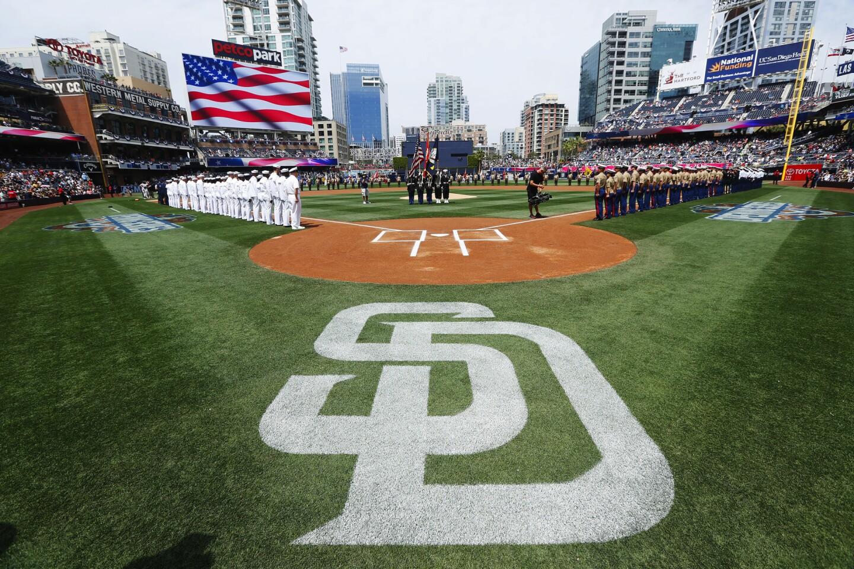 Padres - Giants 4/9/17