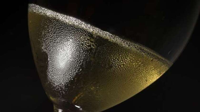 At the holidays, a glass of sparkling wine is always welcome