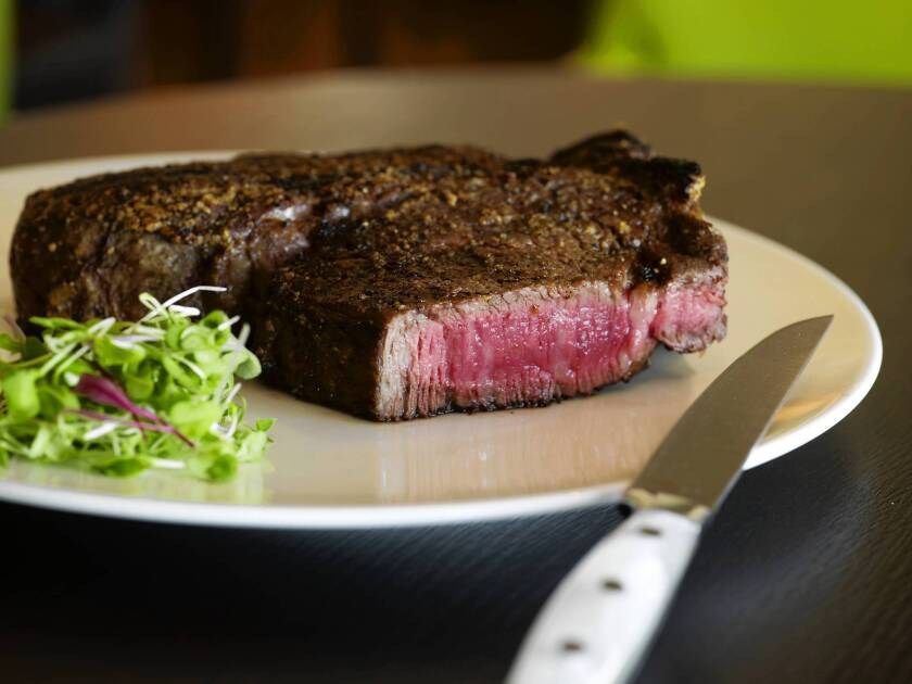 About 70 percent of Americans eat meat, according to market researcher Datassential, but most are trying to eat less.