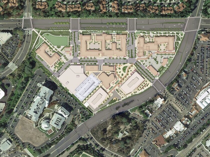 One Paseo site plan