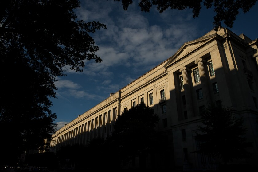 The U.S. Justice Department has declined to provide details beyond what is in a complaint filed Feb. 18 alleging that Héctor Alejandro Cabrera Fuentes acted on behalf of a foreign government.