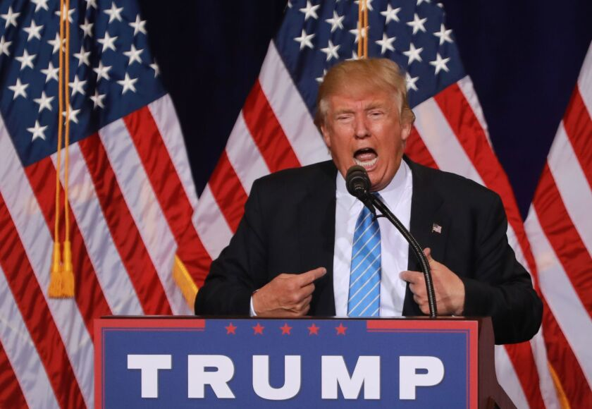 Trump unveils his 10-point plan to crack down on illegal immigration during a campaign event in Phoenix.