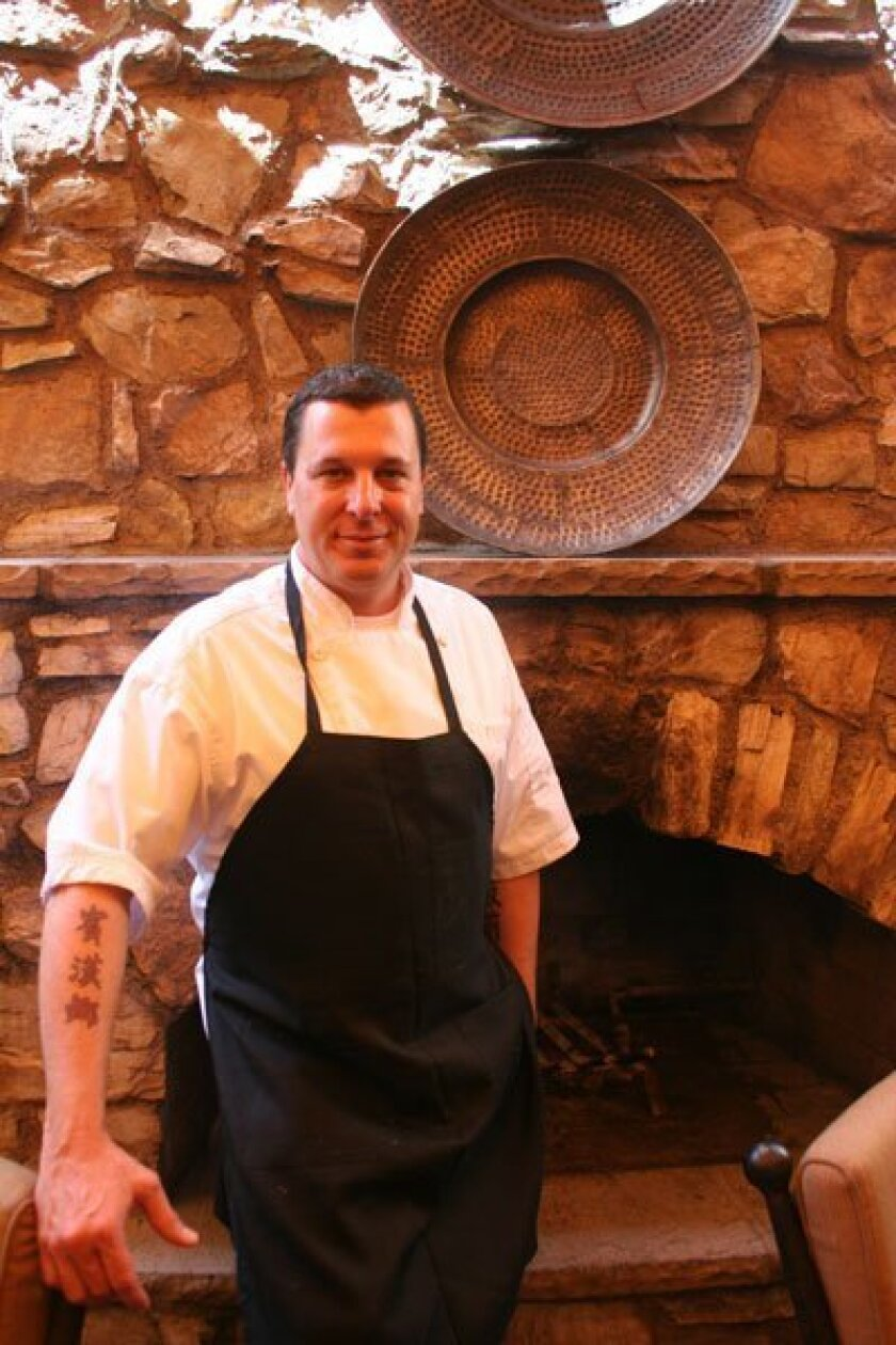 Executive Chef Paul McCabe will roll out a new menu and dining experience at Delicias.  Photo: Karen Billing