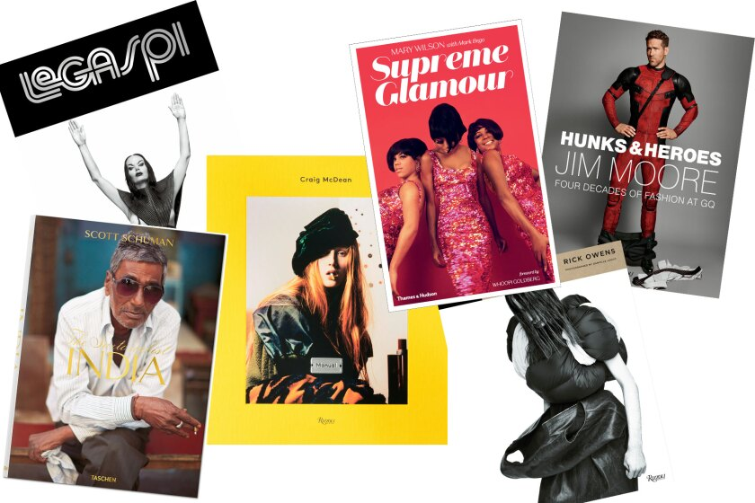 Holiday gifts: 9 fashion and style books for your favorite fashionista
