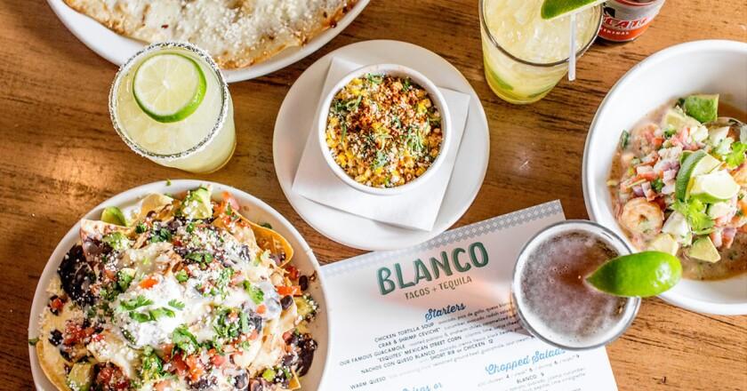 Blanco Tacos & Tequila