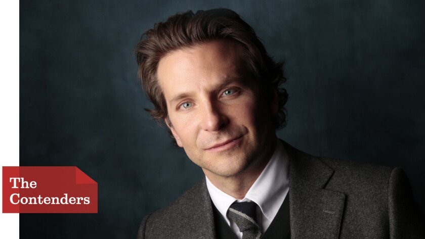 """Bradley Cooper is up for lead actor Oscar for """"American Sniper"""""""