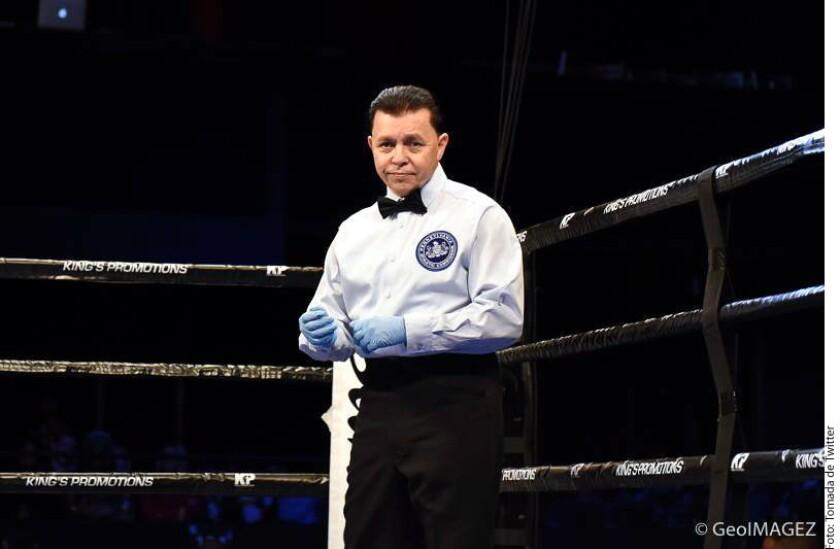 Tras algunas discusiones se puso sobre la mesa a Benjy Esteves Jr. (foto), quien al final terminó siendo el elegido para la pelea Canelo-Golovkin.