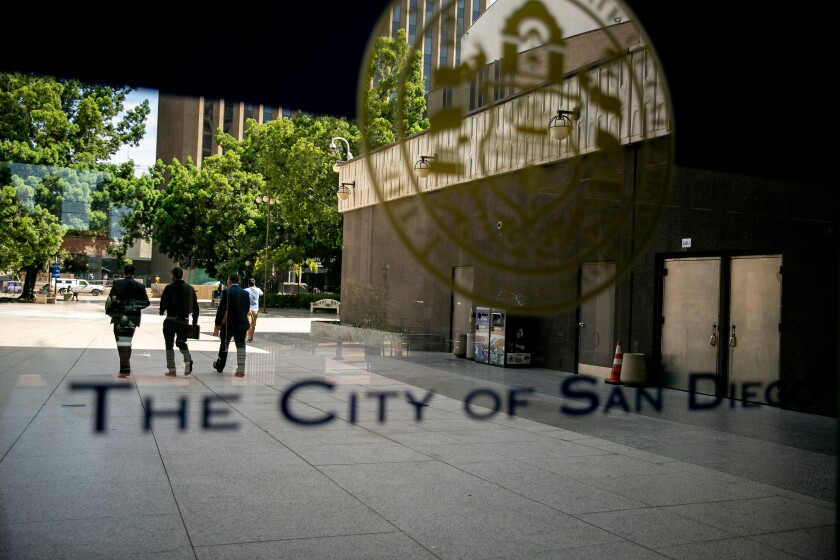 San Diego City Council Vote
