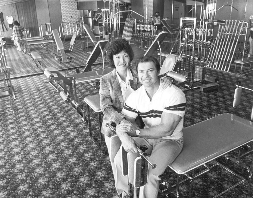 Bodybuilder Larry Scott dies