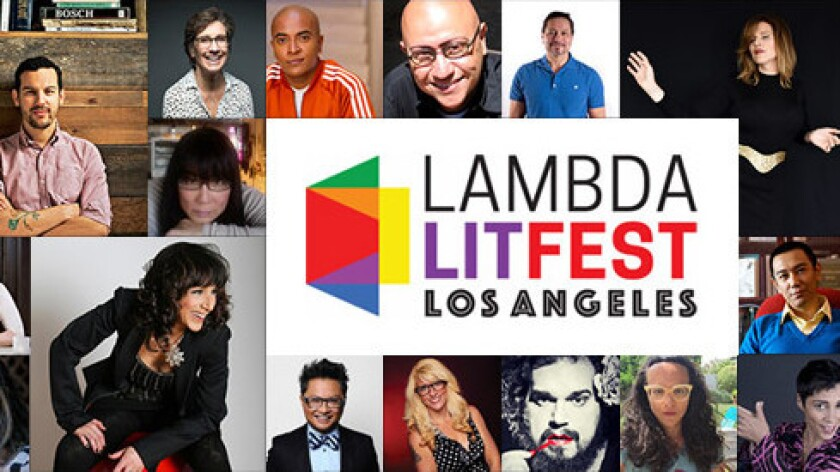Lambda LitFest