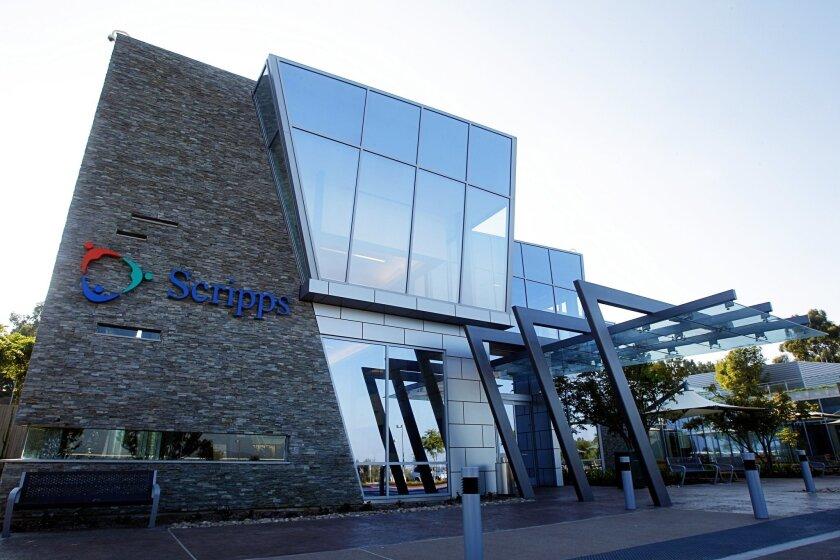 Scripps Radiation Therapy Center in San Diego. / photo by Eduardo Contreras * U-T