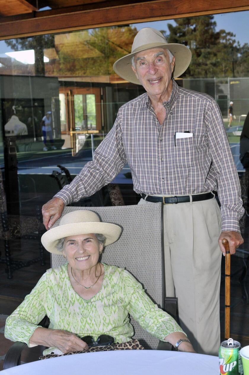 Joyce and Jere Oren