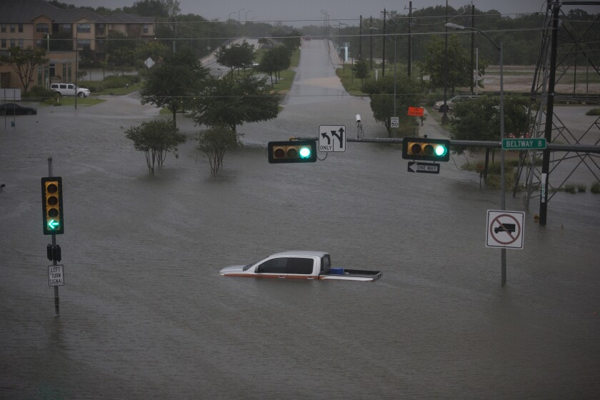 Harvey created epic flooding throughout Houston and southeast Texas.