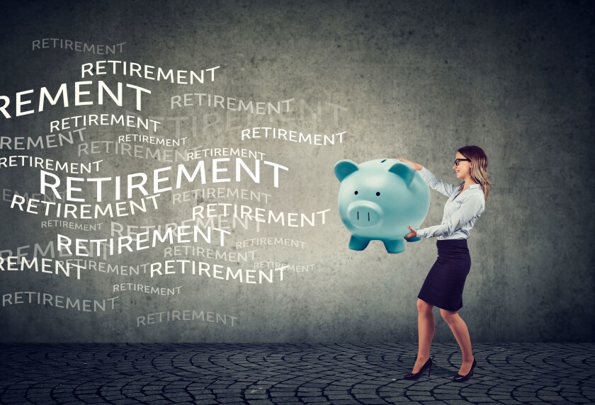 Retirement may be more of a challenge for millennials.