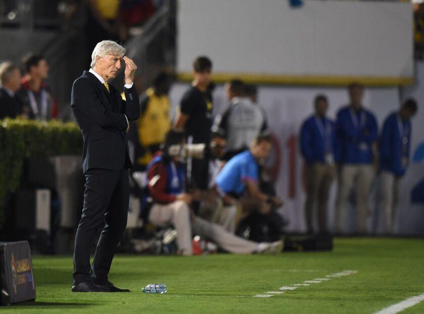Pékerman arriesgó y ahora Colombia enfrenta el lío de Perú.
