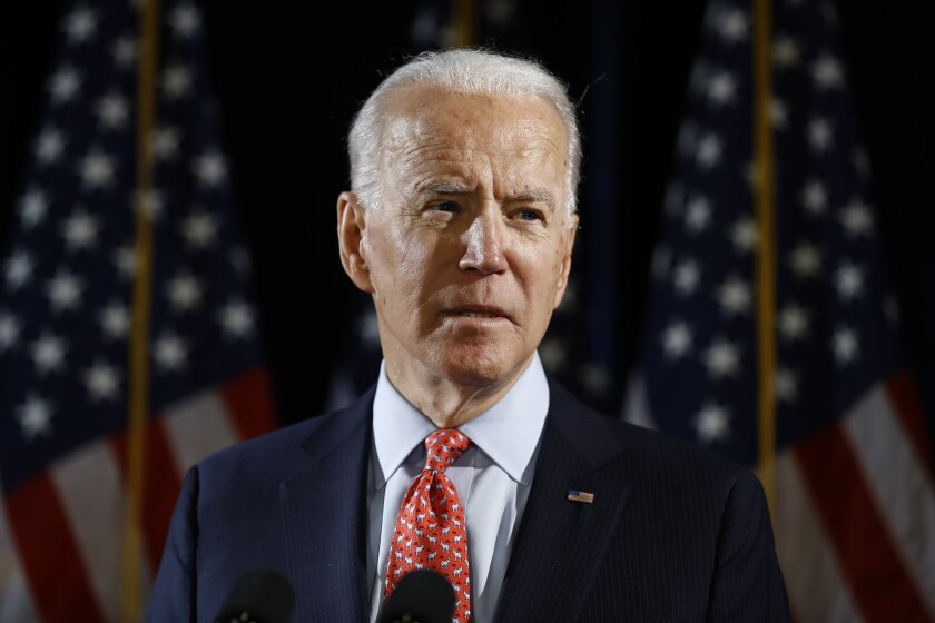 Election 2020 Joe Biden Communications
