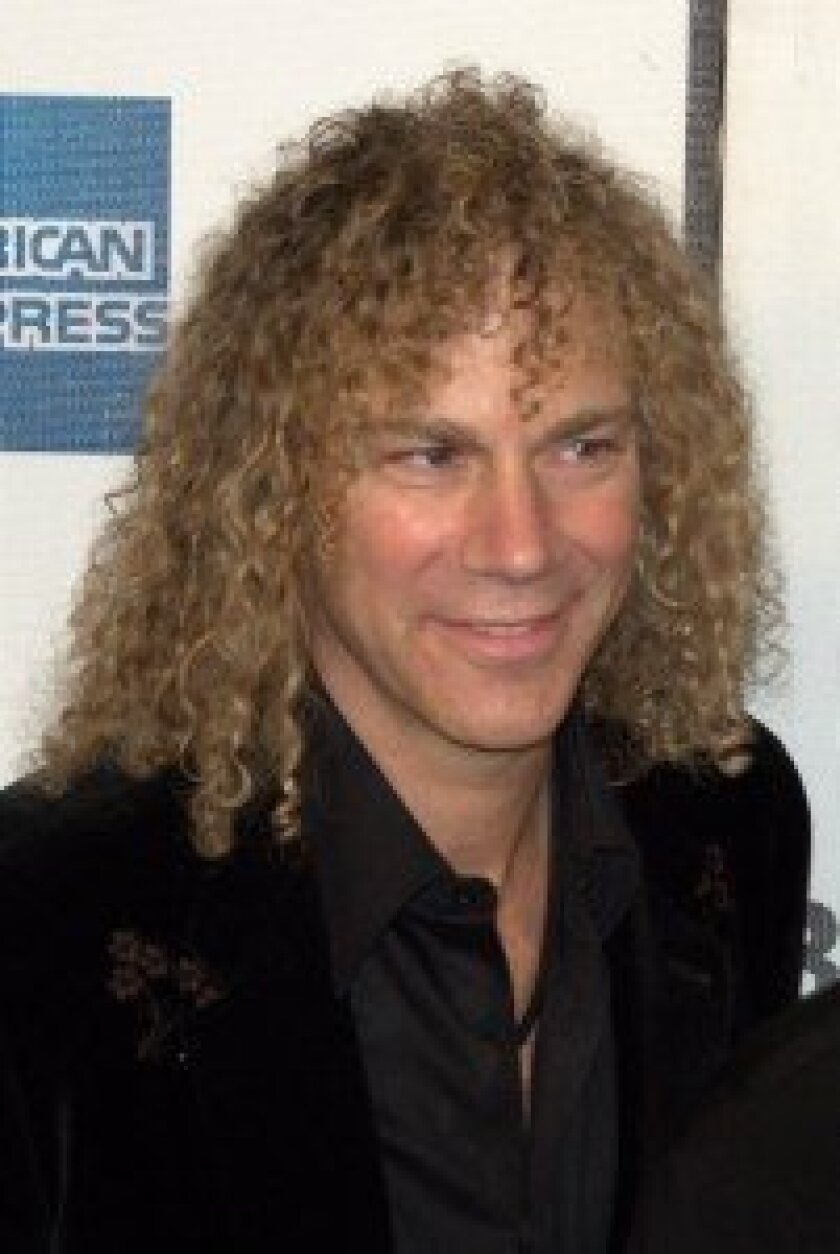 'Chasing the Song' is cocreated by David Bryan, left, (music and lyrics). Bryan is also known for being the keyboard player in Bon Jovi.