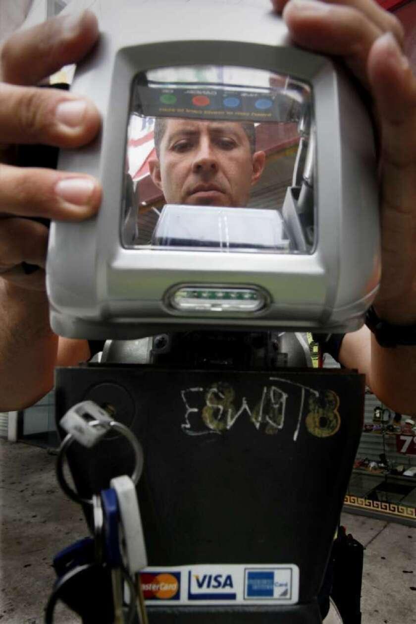 Gatto's broken meter bill advances to state Senate