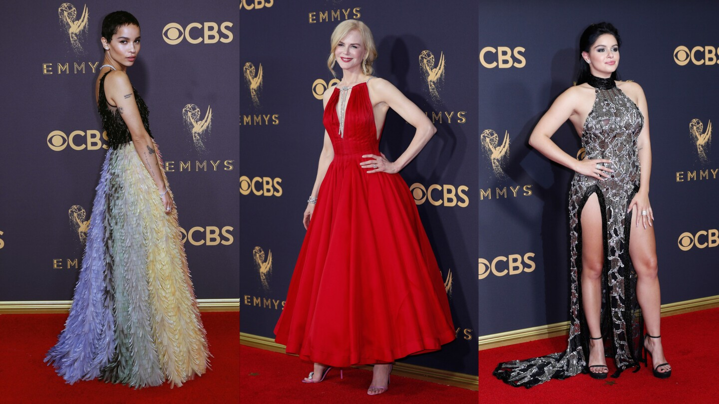 2017 Emmy Awards: Best- and worst-dressed