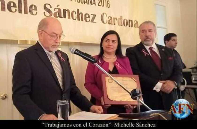 """""""Trabajamos con el Corazón"""": Michelle Sánchez"""