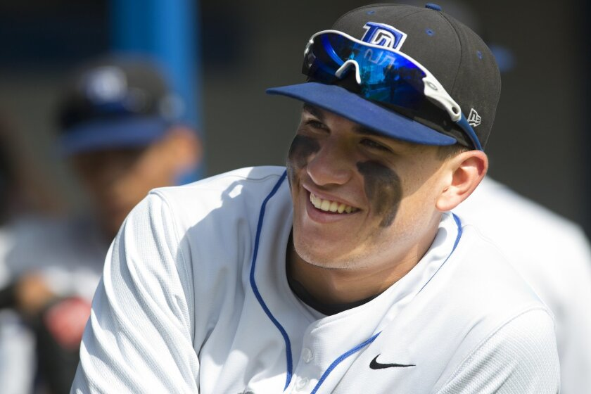Luke Ramirez plays for Eastlake High, almost four years after he and other members of the Park View Little League team won the World Series.