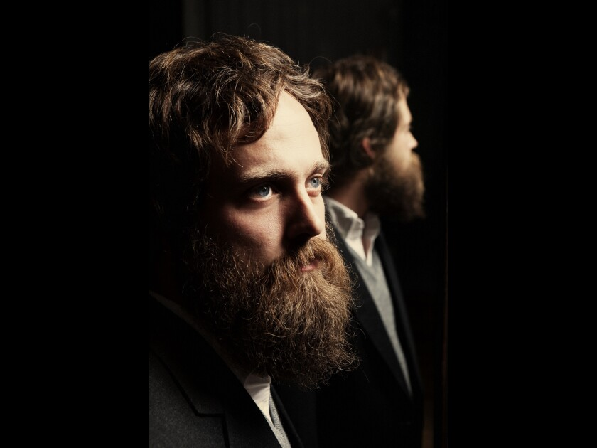 """Iron and Wine will release a new album, """"Ghost on Ghost,"""" in April."""