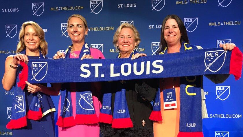 San Luis es nueva sede en la MLS