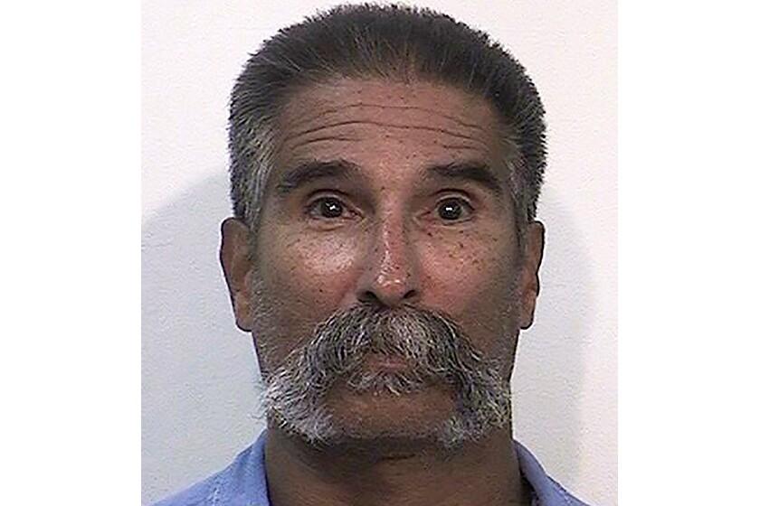 Danny Roman, a Mexican Mafia member