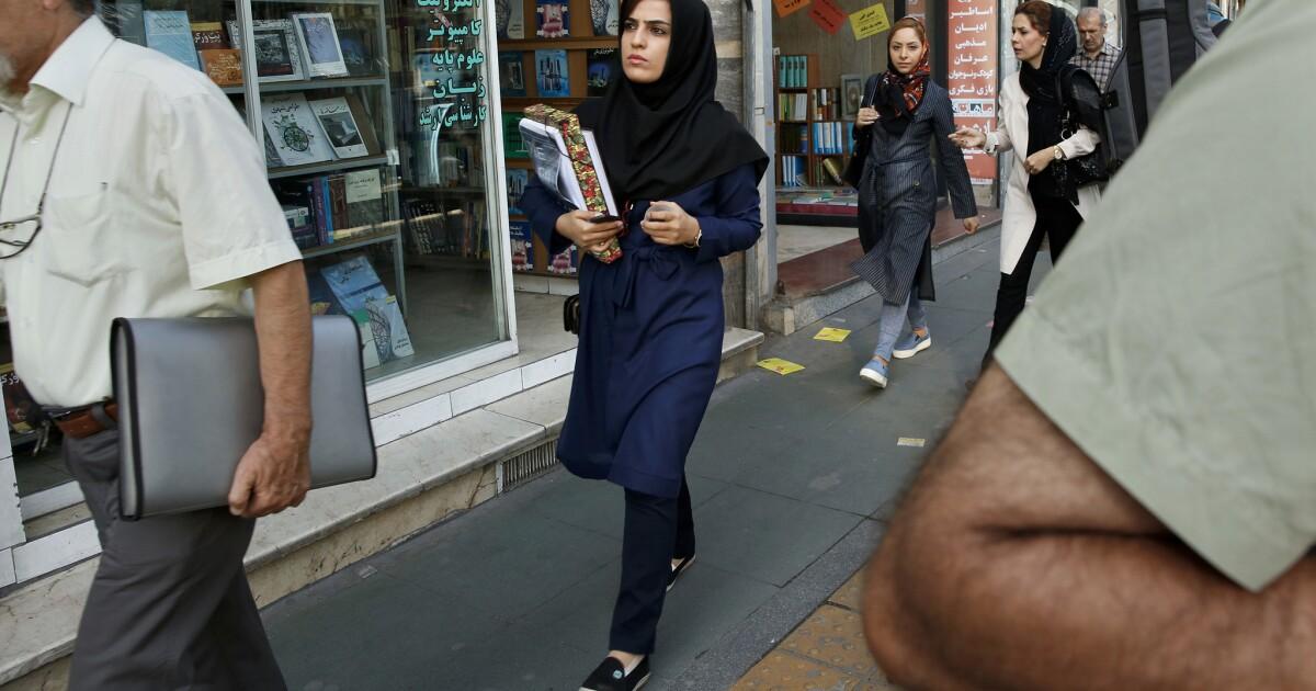 Why Iranian Girl Is Beautiful