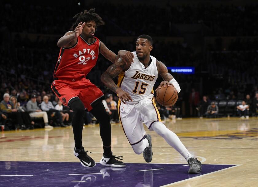Thomas Robinson, el ala-pívot de Lakers, sigue los pasos de Marcelo Huertas y José Calderón.