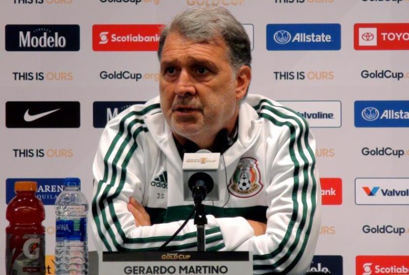 La selección mexicana se concentra para trabajar rumbo a la Liga de las Naciones de la Concacaf