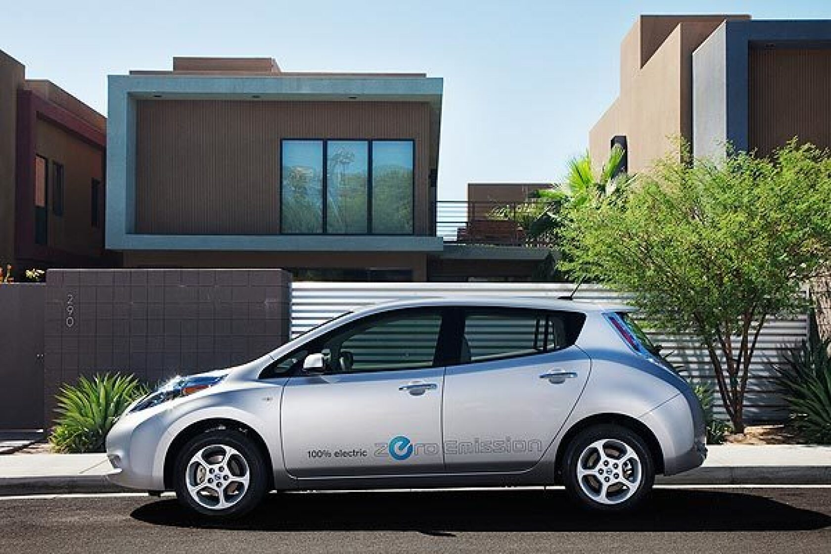 Nissan Leaf review: A revolutionary electric vehicle that