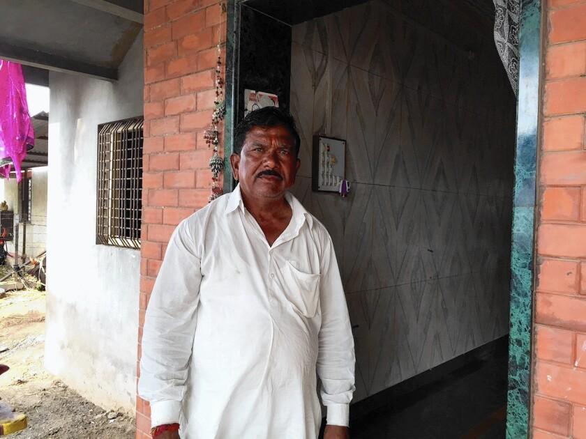 Door-free home in Shani Shinganapur