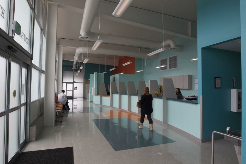 A former supermarket, the new Linda Vista Health Care Center building adds much-needed capacity in San Diego.